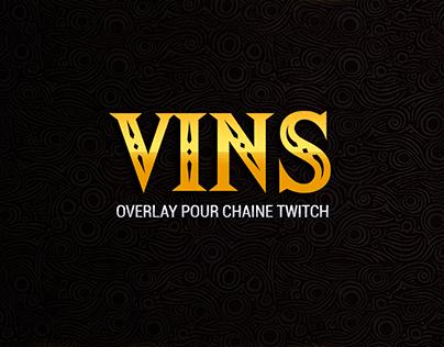 Overlay Vins