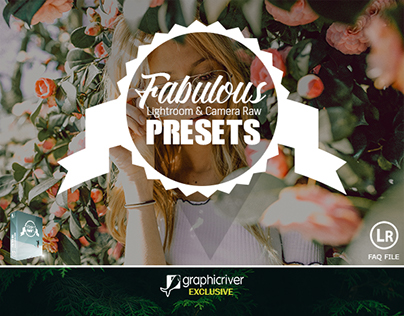 35 Fabulous Collection Presets For Lightrooom and ACR