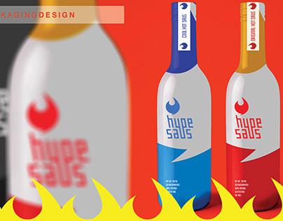 Hypesaus hot sauce