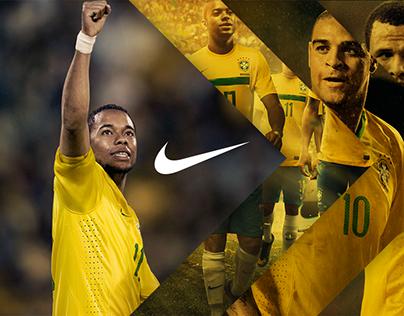 Nike Football Brazil