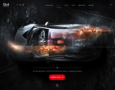 G4 Garage Website Refresh