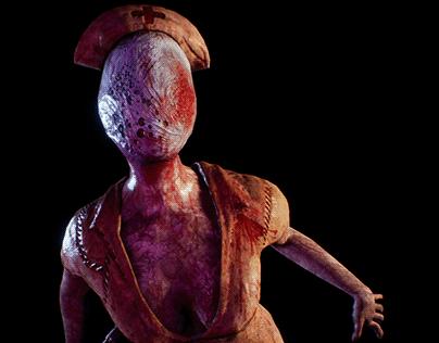 Nurse - Silent Hill Fan Art