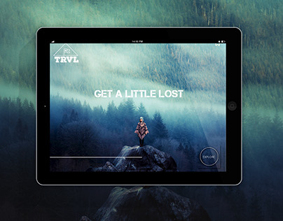 TRVL Interactive Magazine