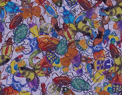 Repeat Textile Design