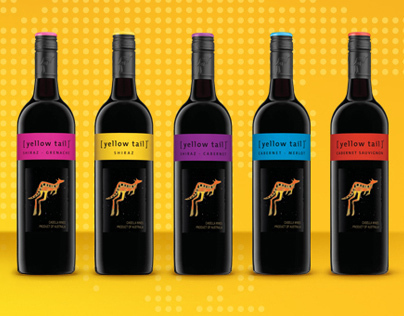 Yellow tail Wine - Brand site