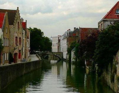 Brugge  -  Pretty Town in Belgium  (死都ブルージュ)