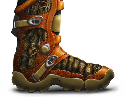 PANTHER PAD Hunting Boot