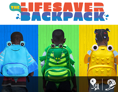 The Lifesaver Backpack