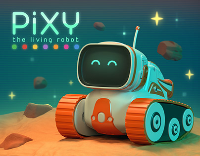 Pixy - Mobile game