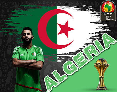ALGERIA ( CUP OF NATION OF AFRICA EGYPT 2019)