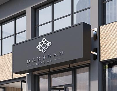 Logo Branding - Hotel Darshan