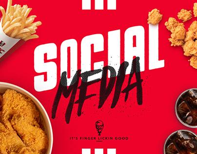 Social Media - KFC 🍗