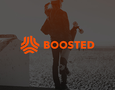Boosted Boards Website Concept