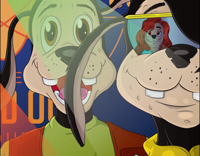 """A Tribute to """"A Goofy Movie"""""""