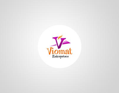 Viomat Brand Identity