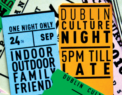 Culture Night Poster 2010