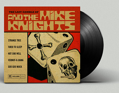 MIKE AND THE KNIGHTS 7""