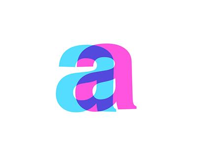 a+a Helvetica