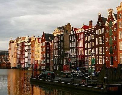 Amsterdam - Canal City