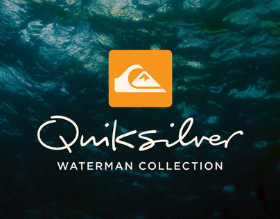 QUIKSIILVER WATERMAN COLLECTION 2012 CAMPAIGN