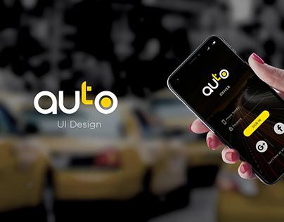 Auto app | UI Design