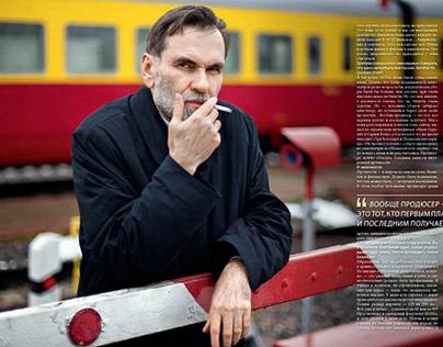 Sergey Selyanov OK! magazine