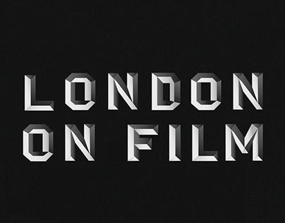BBC Concert Orchestra: London on Film