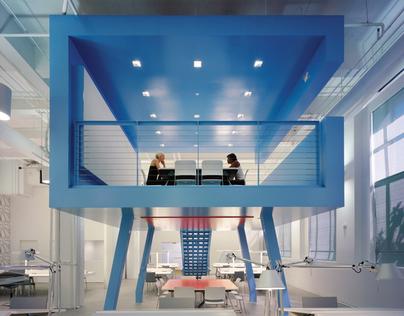 Fidm los angeles annex studio on behance - Interior design institute orange county ...