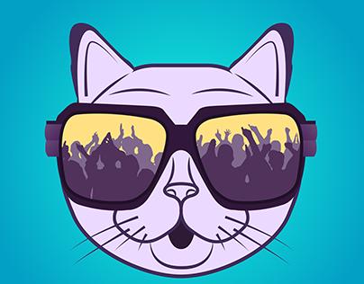 CrowdKat Logo Design