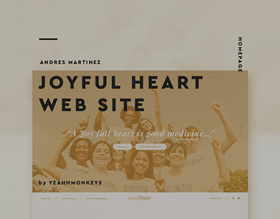 Joyful Heart Med Web Site