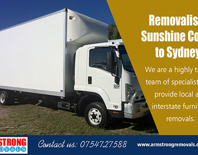 Removalists Sunshine Coast to Sydney|https://armstrongr