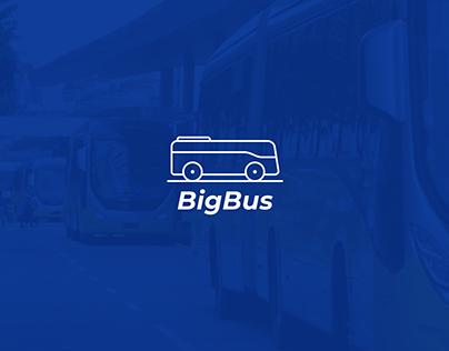 BigBus - Aplicativo de transporte coletivo urbano