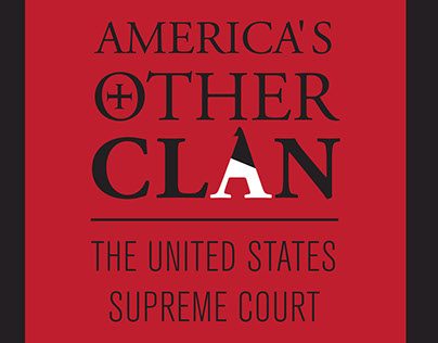 America's Other Clan: Supreme Court Book Cover Design