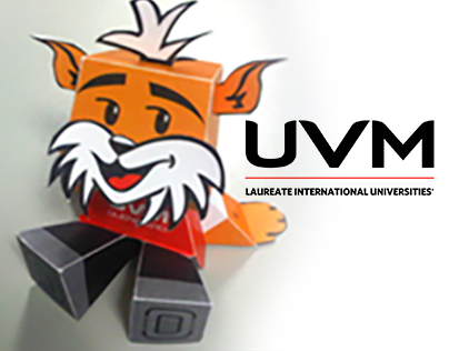 UVM Lince Paper Toy