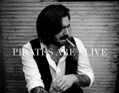 Pirates are Alive