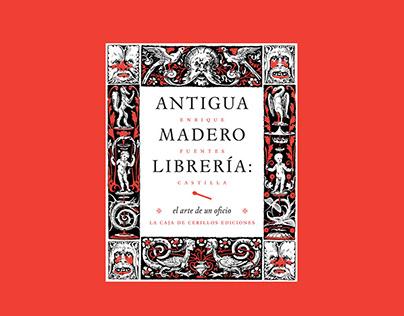 Libro Antigua Madero Librería