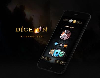 DICE ON Gaming App