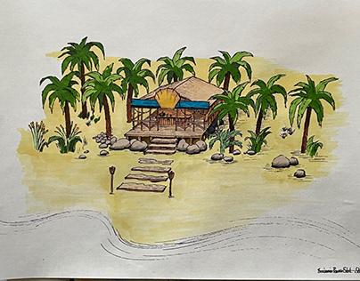 Sketch Trainings - The Beach Bar