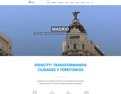 idencityconsulting - web corporate