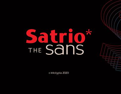 Satrio The Sans
