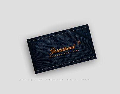 Branding and Visiting Card Design By UtkarshBhatt