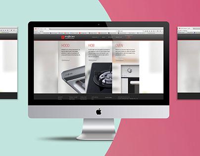 Fujioh Singapore Web Revamp