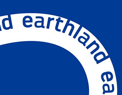 earthland visual identity