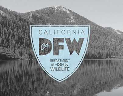California Department of Fish and Wildlife - Rebranding