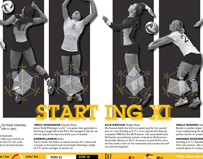 Volleyball Editorial