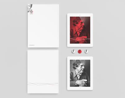 John Cage Year Branding
