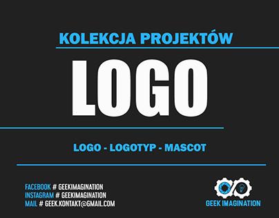 LOGO | LOGOTYP | MASCOT | MARKI | Kolekcja Projektów
