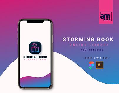 Storming Book App