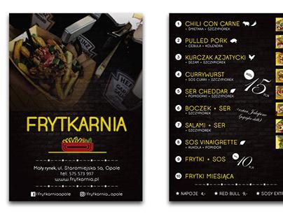 FRTYKARNIA - visual design