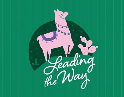 Junior League of El Paso Logos & Print Design